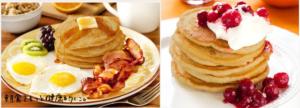 糖尿病でも食べれる糖質オフのパンケーキ-画像