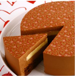糖尿病専門医監修のエコールクリオのチョコレートケーキ-画像